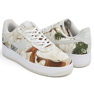 NIKE AIR FORCE 1 '07 LV8 3 ''REALTREE'' 【ナイキ エア フォース エレベート リアルツリー カモ 迷彩 CAMO】 WHITE / LIGHT BONE|gettry