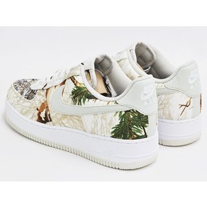 NIKE AIR FORCE 1 '07 LV8 3 ''REALTREE'' 【ナイキ エア フォース エレベート リアルツリー カモ 迷彩 CAMO】 WHITE / LIGHT BONE|gettry|02