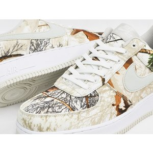 NIKE AIR FORCE 1 '07 LV8 3 ''REALTREE'' 【ナイキ エア フォース エレベート リアルツリー カモ 迷彩 CAMO】 WHITE / LIGHT BONE|gettry|03