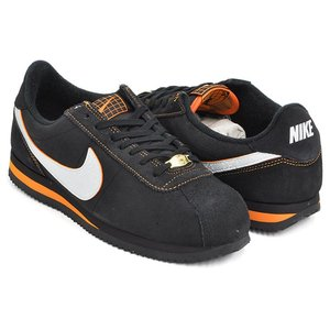 NIKE CORTEZ BASIC LEATHER SE ''DAY OF THE DEAD'' 【ナイキ コルテッツ ベーシック レザー】 BLACK / WHITE - UNIVERSITY RED|gettry