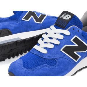 NEW BALANCE M1400 CBY 【ニューバランス 1400 メイド イン USA Dワイズ】 BLUE (WIDTH:D)|gettry|03