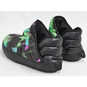 THE NORTH FACE WOMEN'S THERMOBALL ECO TRACTION BOOTIE 【ザ・ノース・フェイス ウィメンズ】 TNF BLACK / NORTHERN LIGHTS|gettry|02