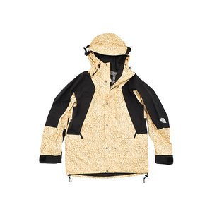THE NORTH FACE 1994 SEASONAL RETRO MOUNTAIN LIGHT JACKET 【ザ・ノース・フェイス】 TNF WHITE SHERPA PRINT|gettry