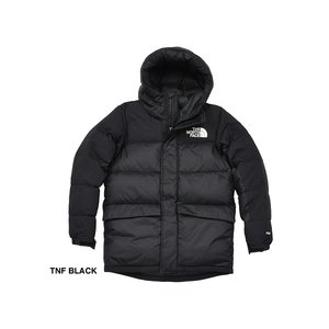 THE NORTH FACE YOUTH HIMALAYAN PARKA 【ザ・ノース・フェイス ユース ヒマラヤン パーカ】 TNF BLACK|gettry