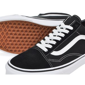 VANS OLD SKOOL 【バンズ オールドスクール】 BLACK / WHITE|gettry|03