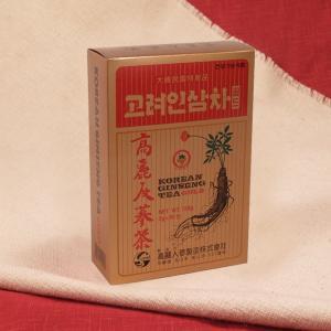 高麗人参茶  3g×50包 韓国直輸入|geumhong