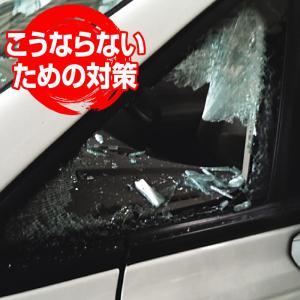 エスティマ 50系 車上荒らしから守る 防犯アイテム PinPointGuard ピンポイントガード セキュリティフィルム gfactory