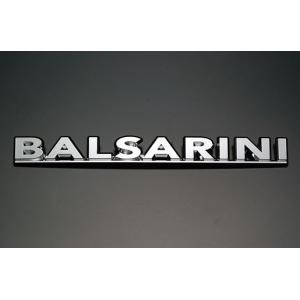 BALSARINIエンブレム(Sサイズ) gfactory