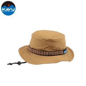 KAVU カブー Strap Bucket Hat ハット アウトドア SUP 釣り 登山 キャンプ KHAKI カーキ|gfcreek