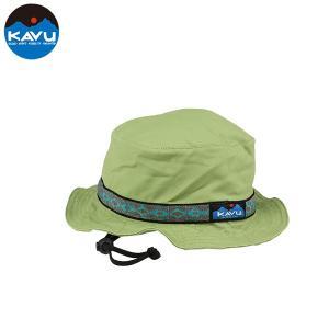 KAVU カブー Strap Bucket Hat ハット アウトドア SUP 釣り 登山 キャンプ PARROT パロット|gfcreek