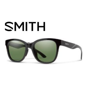 2019 40% OFF SMITH スミス サングラス 【SMITH CAPER MATTE BLACK 】 登山 自転車 釣り クロマポップレンズ 偏光レンズ 偏向 gfcreek