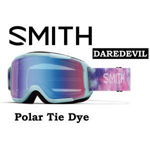 20-21 30% OFF SMITH スミス デアデビル アジアンフィット 【SMITH DAREDEVIL POLAR TIE DYE 】 スノーボード スキー ゴーグル スノボ GOGGLE 日本正規品|gfcreek