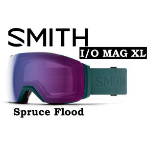 20-21 30% OFF SMITH スミス IO MAG XL アジアンフィット 【SMITH I/O MAG XL SPRUCE FLOOD 】 スノーボード ゴーグル スノボ GOGGLE 日本正規品 調光|gfcreek