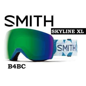 20-21 40% OFF SMITH スミス クロマポップ アジアンフィット 【SMITH SKYLINE XL B4BC ASIANFIT】 スノーボード ゴーグル スノボ GOGGLE 日本正規品|gfcreek