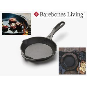 BAREBONES LIVING ベアボーンズリビング キャストアイアン スキレット 8