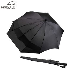 EuroSCHIRM ユーロシルム スウィングバックパック 雨 傘 日除け キャンプ 登山 ブラック アンブレラ 父の日|gfcreek