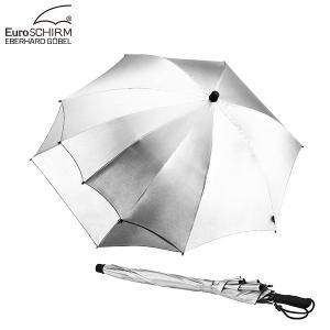 EuroSCHIRM ユーロシルム スウィングバックパック 雨 傘 日除け キャンプ 登山 日傘 シルバーメタリック UV アンブレラ 父の日|gfcreek