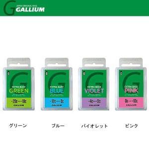【ネコポス便発送可】ガリウムワックス GALLIUM WAX EXTRA BASE WAX ベース ワックス 100g|gfcreek