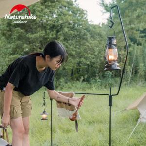 【NatureHike】ランタンスタンド ライトスタンド BBQ バーベキュー 釣り キャンプ 車中泊 アウトドア BBQ 登山 山岳 ツーリング 災害 防災|gfcreek