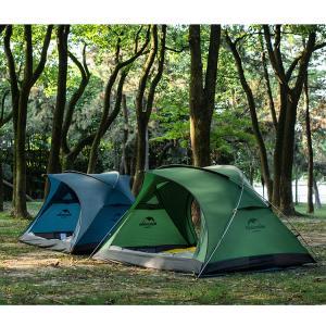 【NatureHike】BEAR UL2  2人用テント 15D シングルウォールテント キャンプテント 紫外線防止 アウトドア 登山 テント ツーリング 災害 防災 非自立|gfcreek