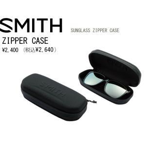 ■SMITH SUNGLASS ZIPPER CASE \2,400+TAX  サングラスハードケー...