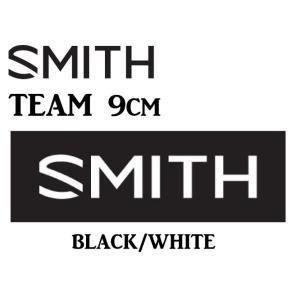 【送料無料】SMITH スミスTEAM STICKER 9c...