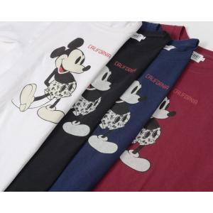 50%OFF SURT CA サート SURT×MICKEY TEE ミッキーマウス コラボTシャツ サーフ スケート アート ディズニー|gfcreek