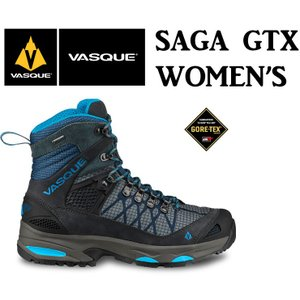 VASQUE バスク ウィメンズ サーガGTX 登山 アウトドア キャンプ ゴアテックス 登山靴 WOMEN'S 女子 gfcreek