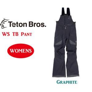 Teton Bros ティートンブロス WS TB PANTS 女性 パンツ ウェア バックカントリー 登山 キャンプ アウトドア スキー スノーボード WOMEN|gfcreek