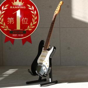 ギタースタンド 軽量 シンプル 省スペース スタンダード  _73046 ggbank