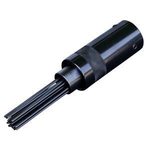 ニードル スケーラー 用 交換ユニット 19本 ニードル仕様専用ユニット 本体付属工具で簡単交換 _75156|ggbank