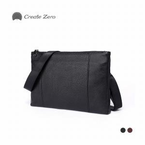 サコッシュバッグ メンズ クラッチバッグ セカンドバッグ 本革 レザー おすすめ 人気 ブランド create zero製 @82203|ggbank