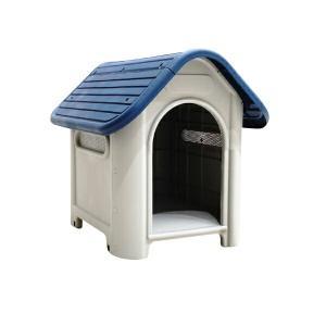 送料無料 犬小屋 プラスチック製 屋外 室内 小型犬 軽量 丸洗いOK 清潔 ペットハウス ドッグハウス 犬舎 ペット用品 室外 屋内  _83191