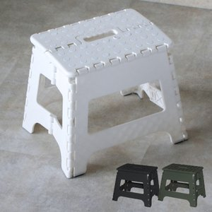 踏み台 折りたたみ おしゃれ スツール ステップ台 椅子 耐荷重150kg M 軽量 折り畳み 屋内...