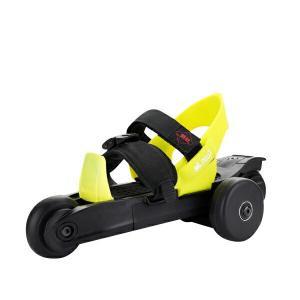 ローラースケート 18cm〜23.5cm 自動サイズ調整 かかとブレーキ 選べる4色 キッズ 子供 @85362 ggbank