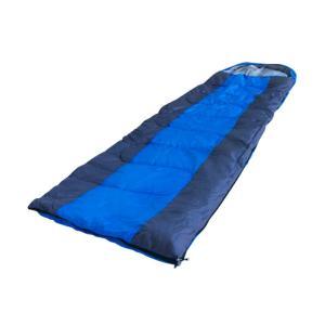 寝袋 封筒型 -5°まで対応 シュラフ 折り畳み コンパクト 持ち運び 専用バッグ付 サイズ 210cm×70cm 春 夏 秋 対応 キャンプ アウトドア _86210|ggbank