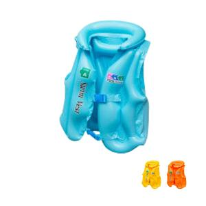 ライフジャケット 子供用 エアー S/M/L 3色 スイムベスト フローティングベスト ジュニア キッズ 幼児 こども プール 海水浴   ポイント消化  _@aa950