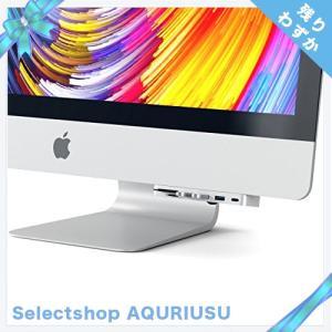 Satechi アルミニウム Type-C クランプハブ Pro  USB-C データポート, 3 ...