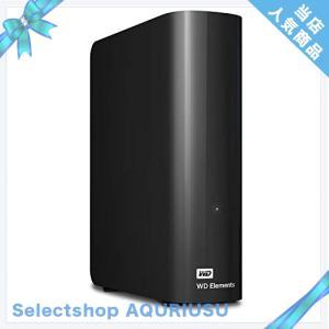 WD HDD 外付けハードディスク 12TB Elements Desktop USB3.0 WDB...