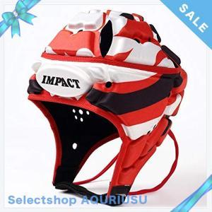 IMPACT(インパクト)ラグビーヘッドキャップ 和柄 歌舞伎