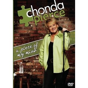輸入盤 CHONDA PIERCE / PIECE OF MY MIND [DVD]|ggking