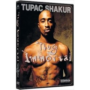 輸入盤 2PAC / THUG IMMORTAL [DVD]|ggking