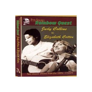輸入盤 JUDY COLLINS AND ELIZABETH COTTON / PETE SEGER'S RAINBOW QUEST [DVD]|ggking