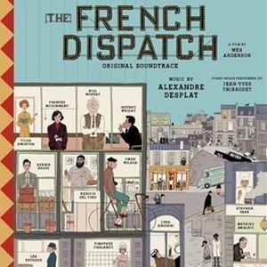 輸入盤 O.S.T. (VARIOUS) / FRENCH DISPATCH [CD]|ggking