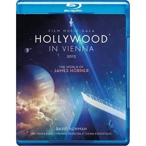 "輸入盤 DAVID NEWMAN / """"""HOLLYWOOD IN VIENNA : THE WORLD OF JAMES HORNER"""""" [BLU-RAY]