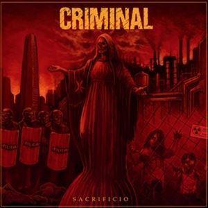 輸入盤 CRIMINAL / SACRIFICIO [CD] ggking