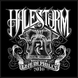 輸入盤 HALESTORM / LIVE IN PHILLY 2010 [CD+DVD]|ggking