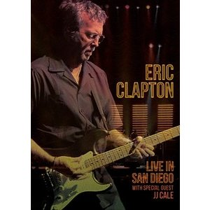 輸入盤 ERIC CLAPTON / LIVE IN SAN DIEGO (WITH JJ CALE) [BLU RAY]|ggking