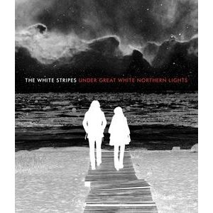 輸入盤 WHITE STRIPES / UNDER GREAT WHITE NORTHERN LIGHTS [BLU-RAY]|ggking