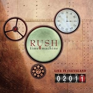 輸入盤 RUSH / TIME MACHINE 2011: LIVE IN CLEVELAND [4LP]|ggking
